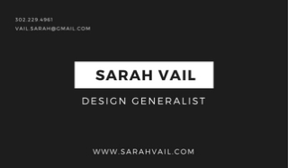 biz card for post